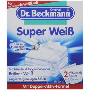 Dr. Beckmann Waschmittel Super White