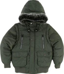 2 - in 1 Winterjacke Gr. 116 Jungen Kinder