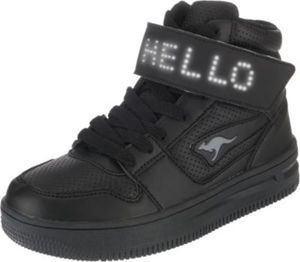 Kinder LED Sneakers High FUTURE-SPACE HI Gr. 28