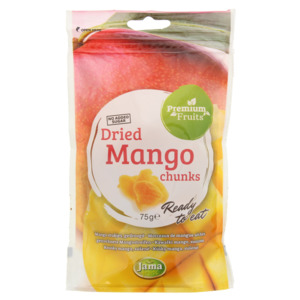 Jama Fruits Getrocknete Mango