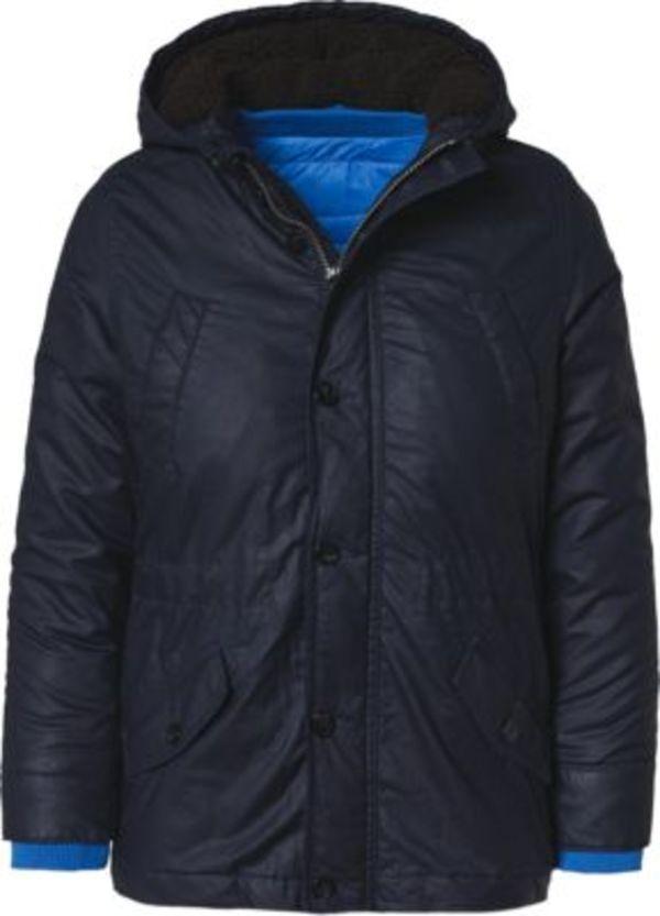 online store 74e53 1f310 2 in 1 Wintermantel Gr. 164/170 Jungen Kinder