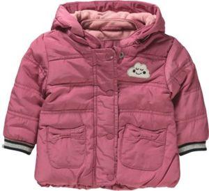 Baby Winterjacke Gr. 74 Mädchen Baby