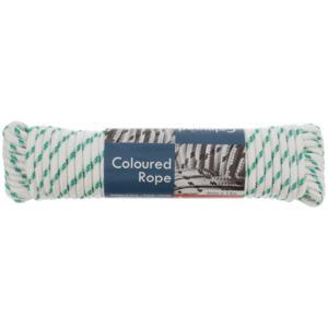 Farbiges Seil