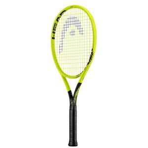 Tennisschläger Extrem MP Erwachsene neongelb