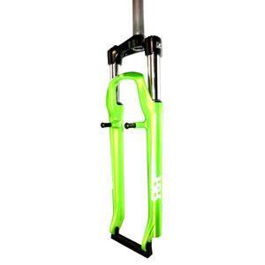 """Federgabel 29-Zoll-Fahrrad 1""""1/8 100 grün"""