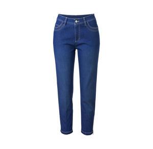 Laura Torelli Classic Damen-Jeans mit Reißverschluss am Beinende