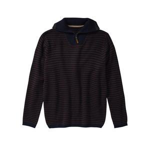 Reward classic Herren-Pullover mit schickem Streifenmuster