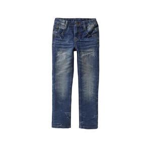 Kids Jungen-Jeans mit angesagten Waschungen