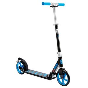 City-Roller Scooter Mid 7 mit Ständer schwarz/blau