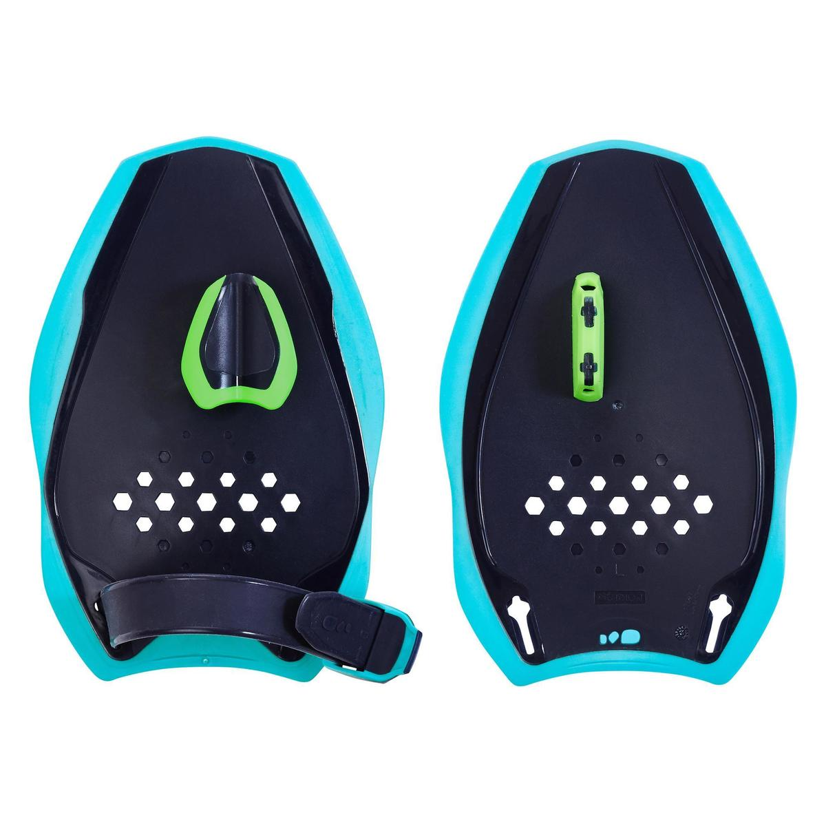 Bild 2 von Schwimmpaddles Quick´In blau/grün