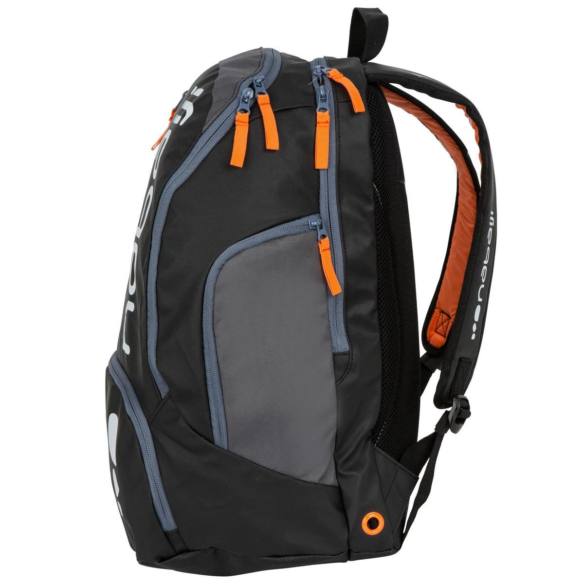 Bild 4 von Schwimmrucksack 34 L schwarz/orange