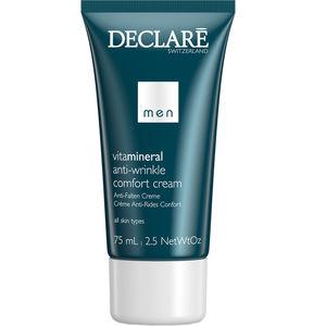Declaré Men, Vitamineral Anti-wrinkle Cream Comfort, 75 ml
