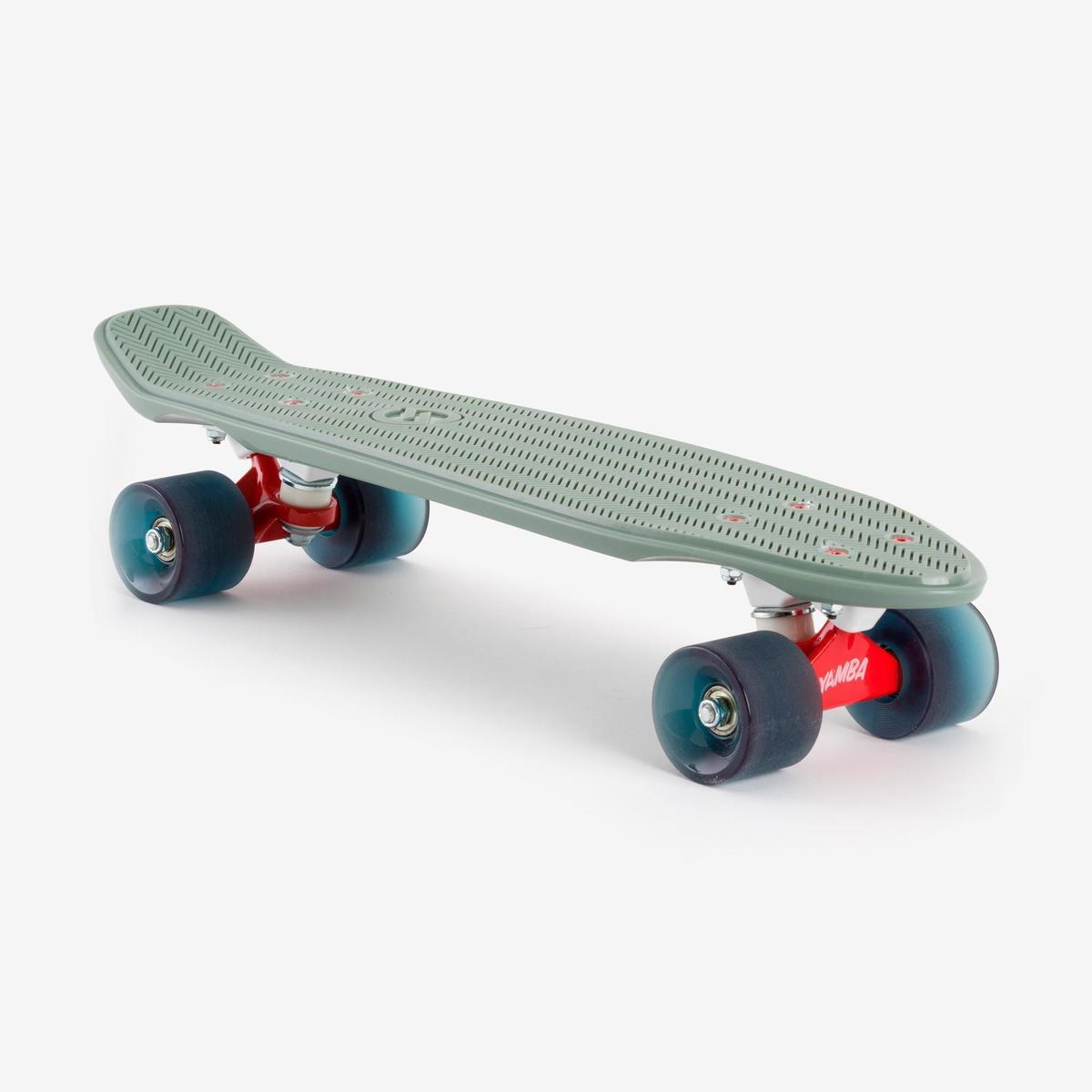 Bild 2 von Cruiser Skateboard Yamba khaki