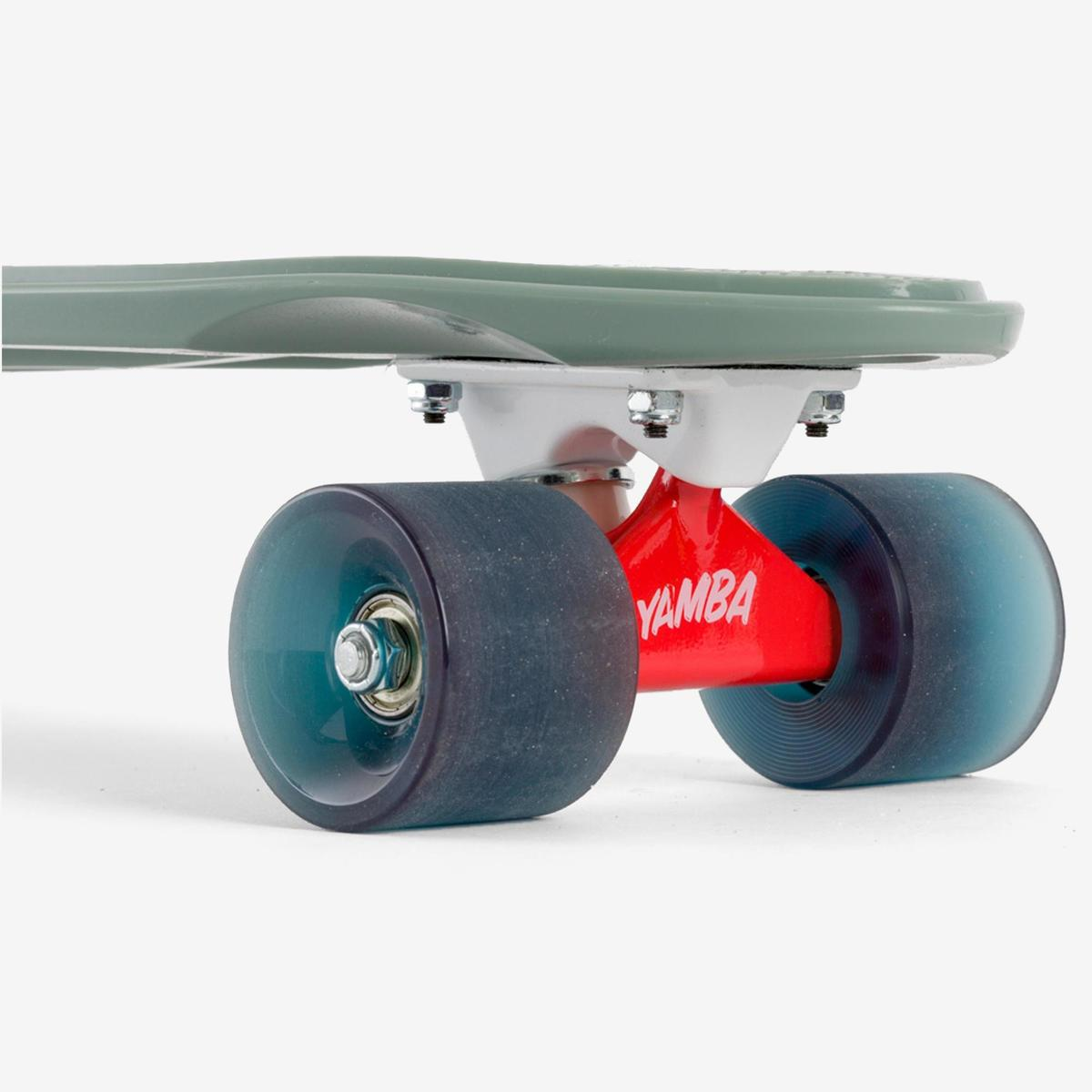 Bild 4 von Cruiser Skateboard Yamba khaki