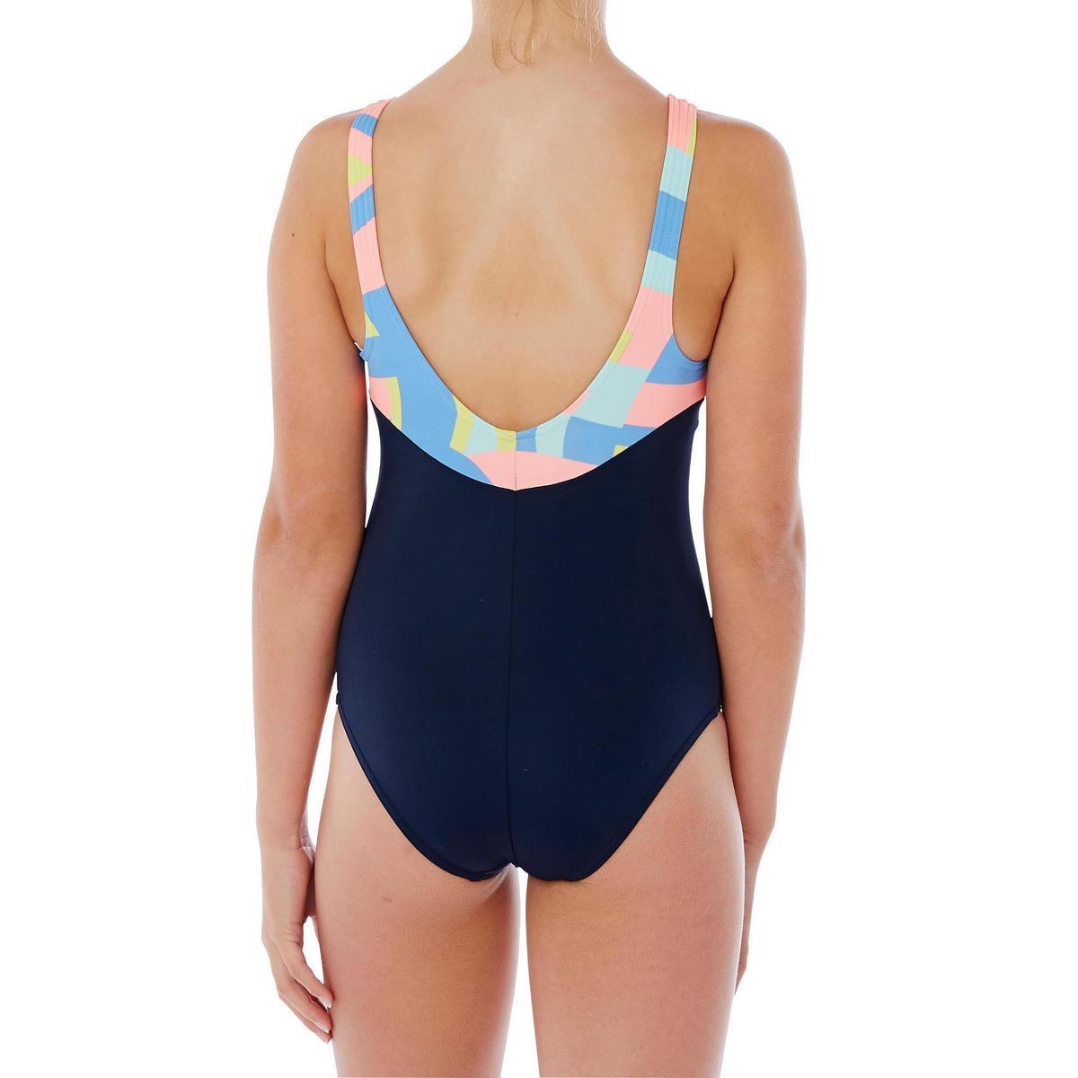 Bild 2 von Badeanzug Loran Mädchen blau