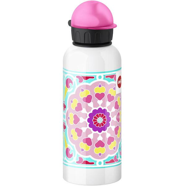 Emsa Trinkflasche Teens Mandala, 0,6 l
