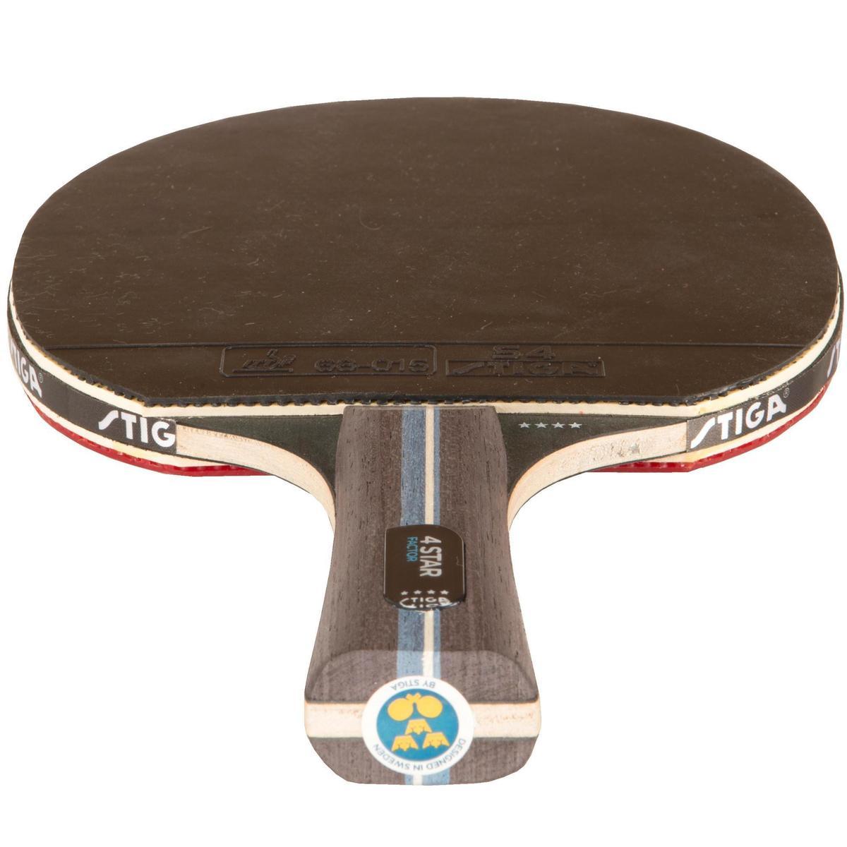 Bild 5 von Tischtennisschläger für Club und Schule Faktor 4*