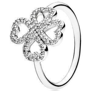 """Pandora Ring Blüten der Liebe """"190978CZ"""", 925er Silber"""