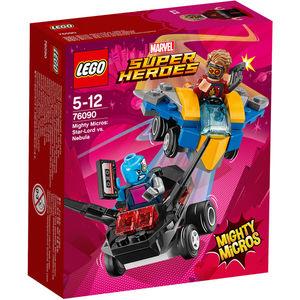 LEGO® Marvel Super Heroes 76090 Mighty Micros: Star-Lord vs. Nebula