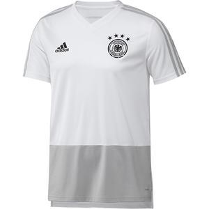 Fanshirt Deutschland 2018 Erwachsene weiß