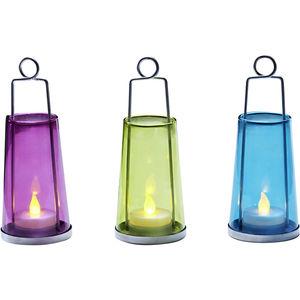 LED-Laterne, 3-teilig