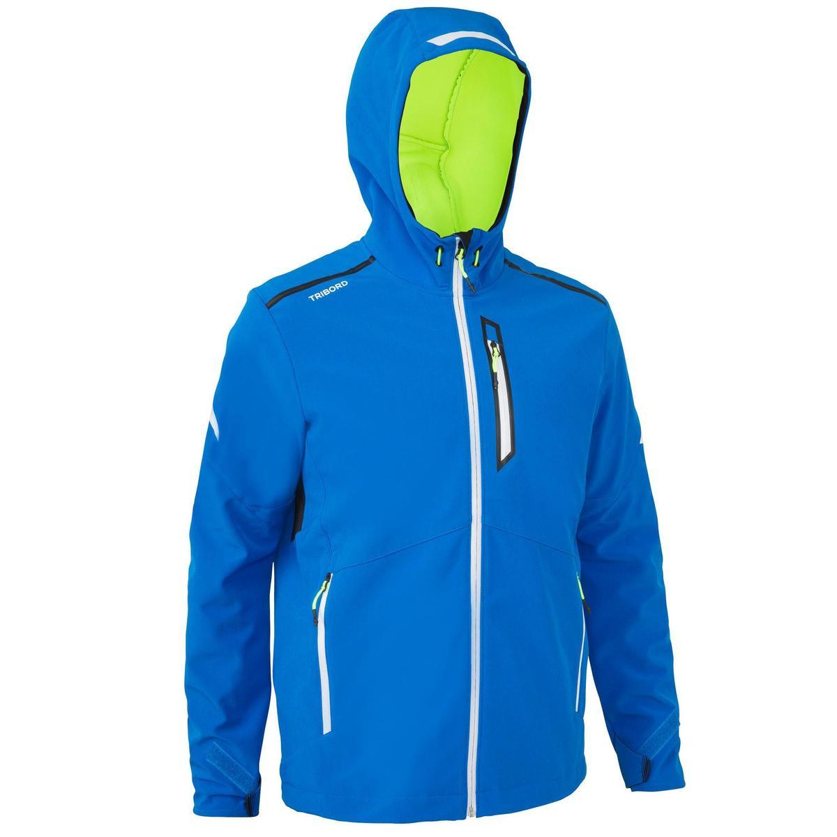 Bild 1 von Softshelljacke Segeln Regatta Race Herren leuchtendblau