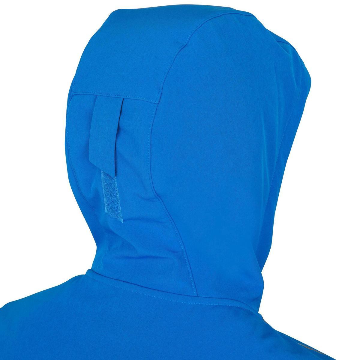 Bild 5 von Softshelljacke Segeln Regatta Race Herren leuchtendblau