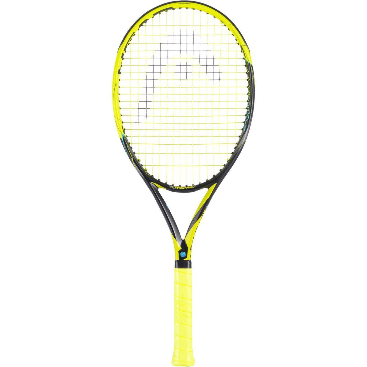 Bild 1 von Tennisschläger Extrem S besaitet schwarz/gelb