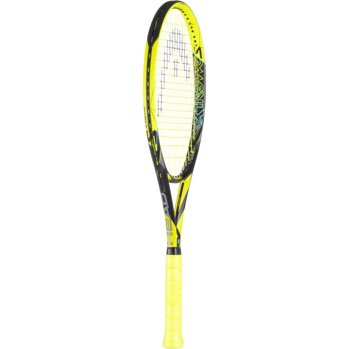 Bild 3 von Tennisschläger Extrem S besaitet schwarz/gelb