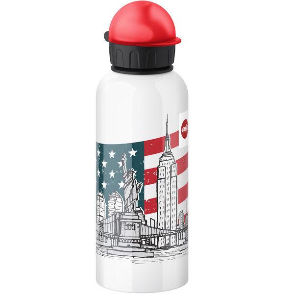 Emsa Trinkflasche Teens New York, 0,6 l