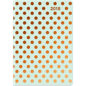 "teNeues Kalender ""Glam Line - Dots 2018"""