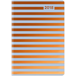 "teNeues Kalender ""Glam Line - Stripes 2018"""