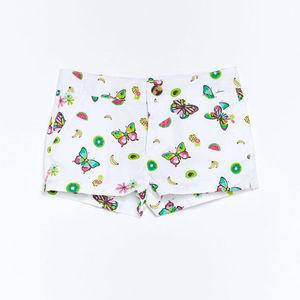 Sfera Mädchen Shorts mit Allover-Print