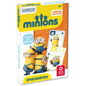 ASS Altenburger Minions, Mau-Mau Kartenspiel