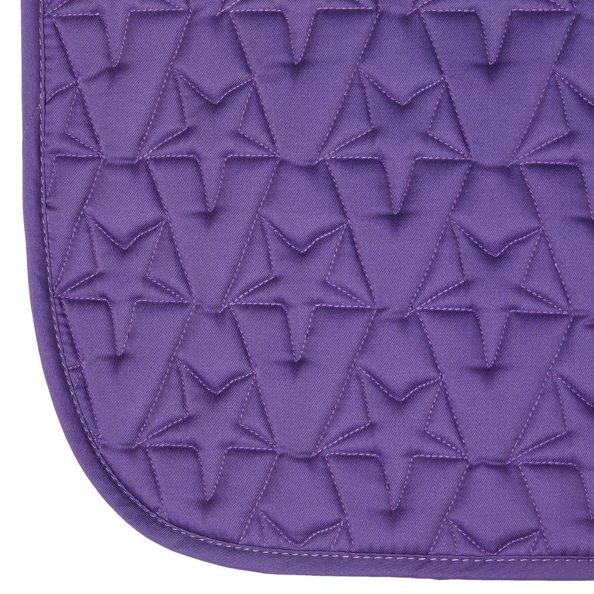 Bild 3 von Schabracke Star 100, Vielseitigkeit, violett Pony/Pferd