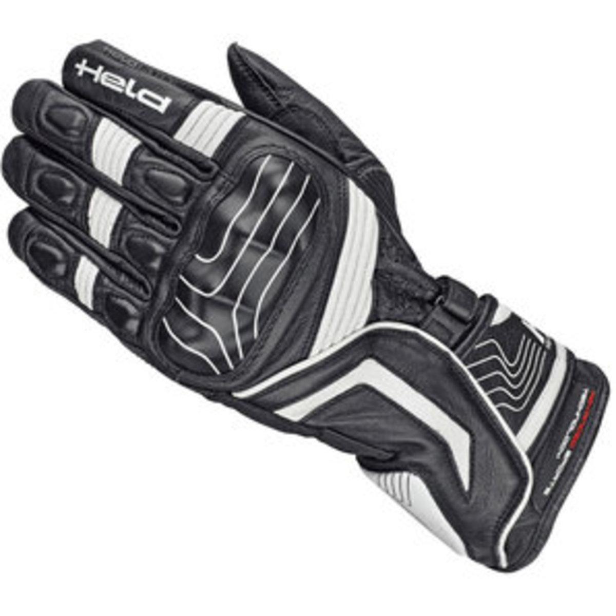 Bild 1 von Held Revel 2623        Handschuh, schwarz-weiß