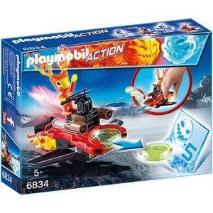 PLAYMOBIL® Sparky mit Disc-Shooter 6834