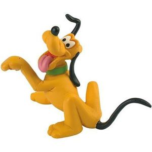 Bullyland Spielzeug Figur - Comic World - Disney Junior - Pluto