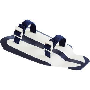 Schwimmpaddles Easystroke weiß/dunkelblau