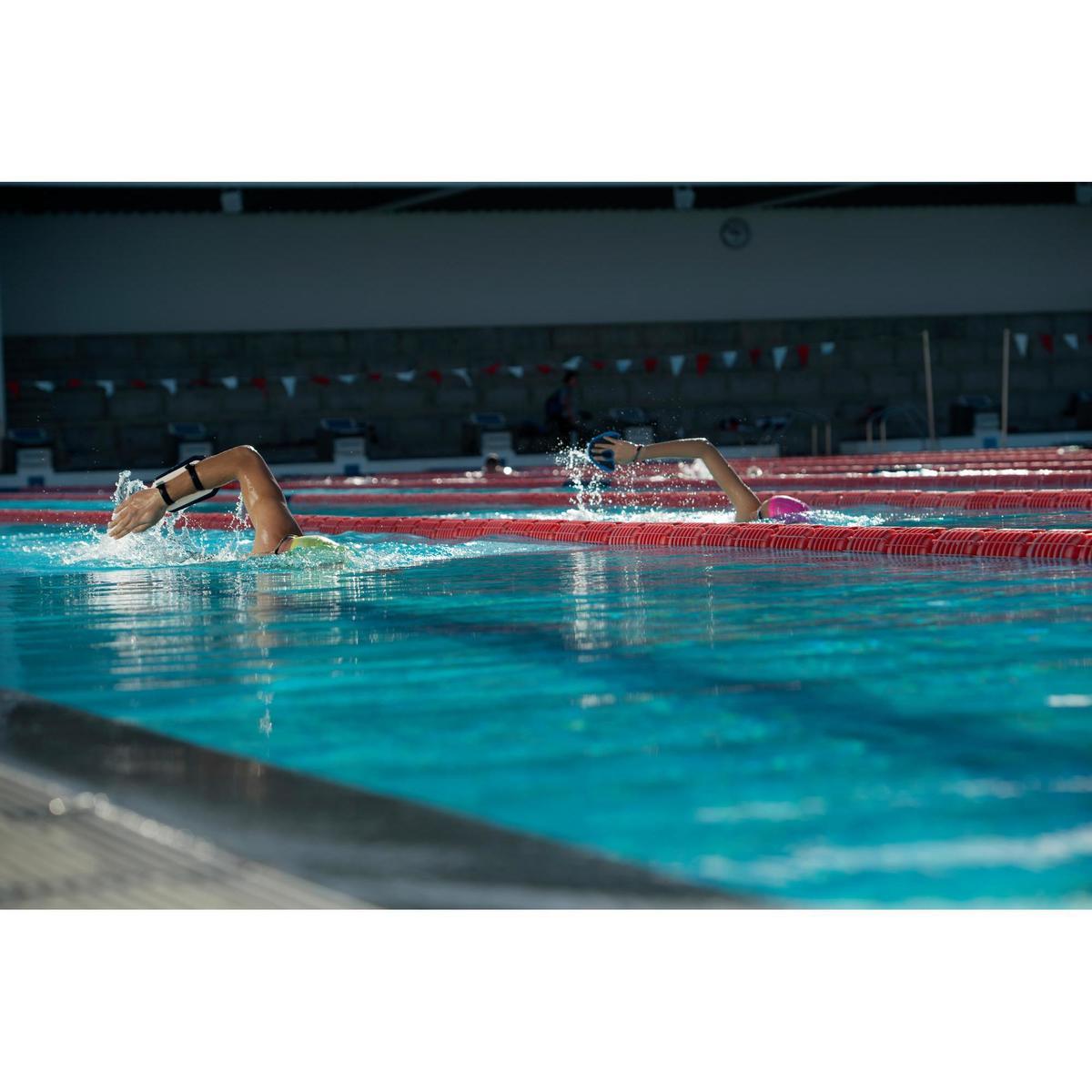Bild 2 von Schwimmpaddles Easystroke weiß/dunkelblau