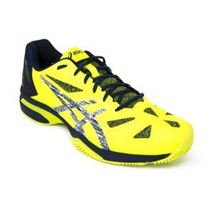 Tennisschuhe Lima Herren gelb/schwarz