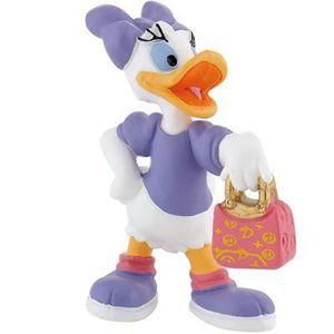Bullyland Spielzeug Figur - Comic World - Disney Junior - Daisy Duck