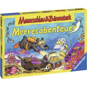 Ravensburger Mauseschlau & Bärenstark: Meeresabenteuer