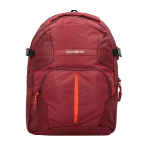Samsonite Rewind Rucksack 44 cm Laptopfach, granita red