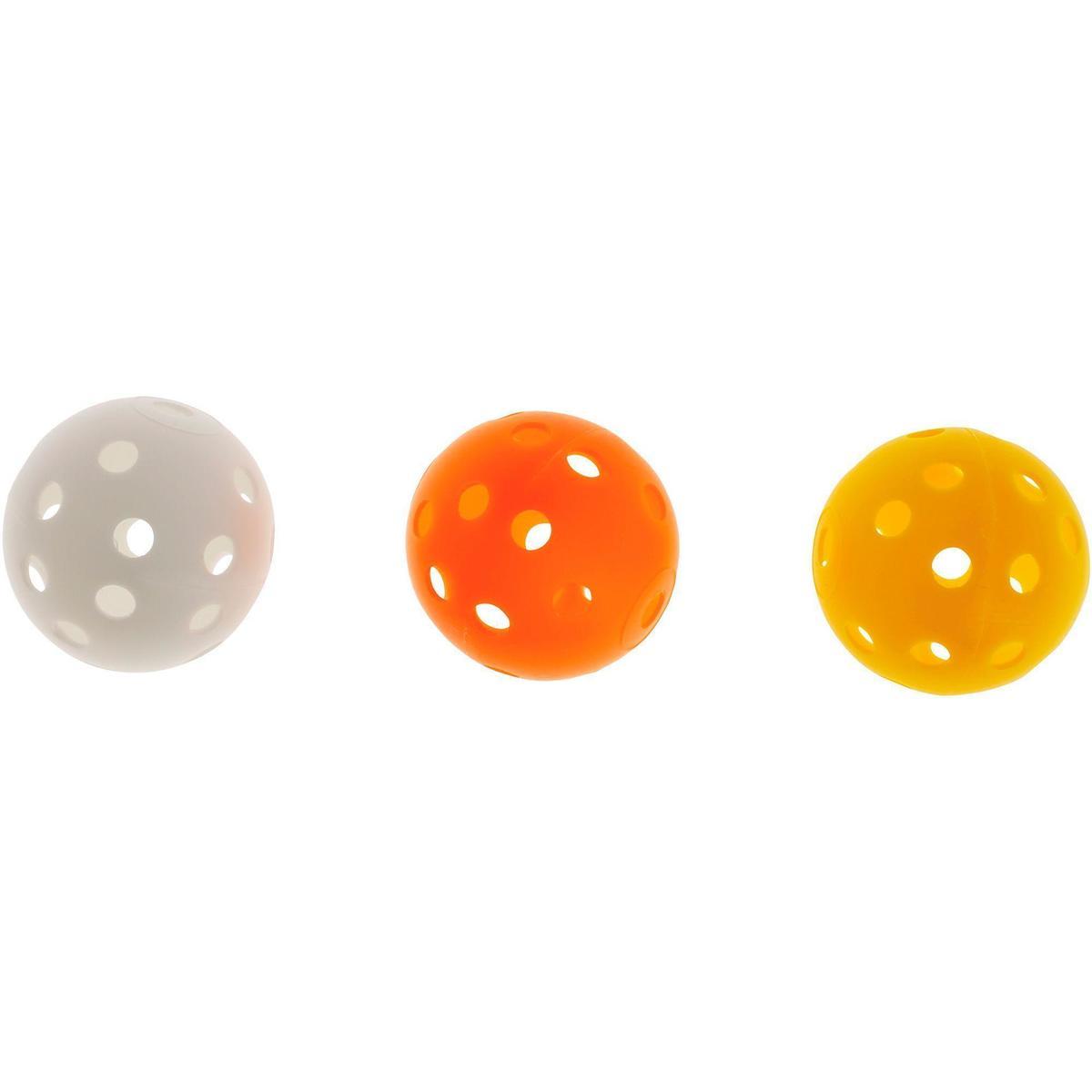Bild 2 von Golfbälle perforiert 6 Stück