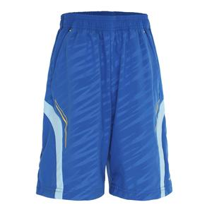 Badmintonhose 860 Shorts Kinder hellblau