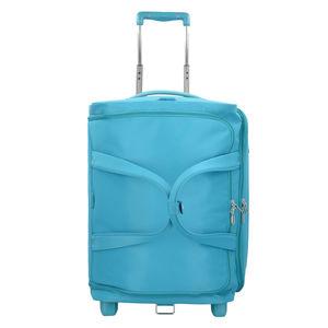 Samsonite B-Lite Icon Upright 2-Rollen Reisetasche 55 cm, capri blue