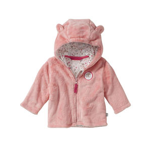Liegelind Baby-Mädchen-Jacke mit kleinen Öhrchen