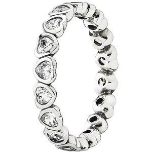 """Pandora Ring """"Für immer und Ewig 190897"""", 925er Silber"""
