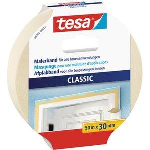 Tesa Maler-Krepp Premium Classic Beige 50 m x 30 mm